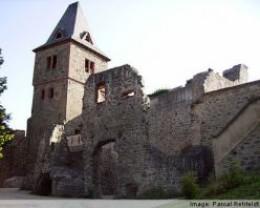 The Real Frankenstein Castle