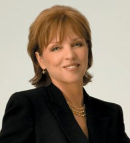 Author Nora Roberts