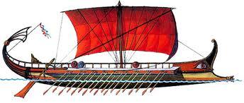 Alexandra the Great's Navy