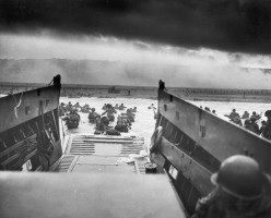 D-Day and Operation Overlord in WW2