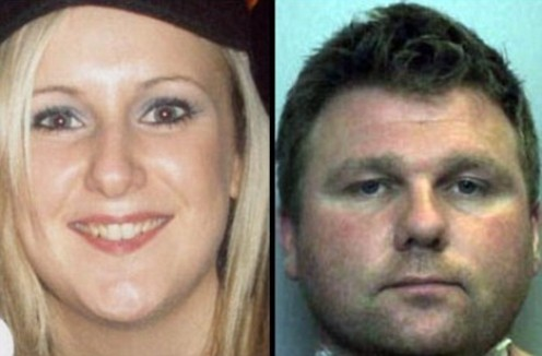 26-year-old Sarah Richardson, and her estranged husband Edward Richardson, who brutally murdered her in a frenzy.