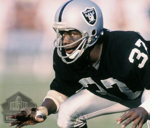 CB Lester Hayes  1977-86 Oakland/Los Angeles Raiders