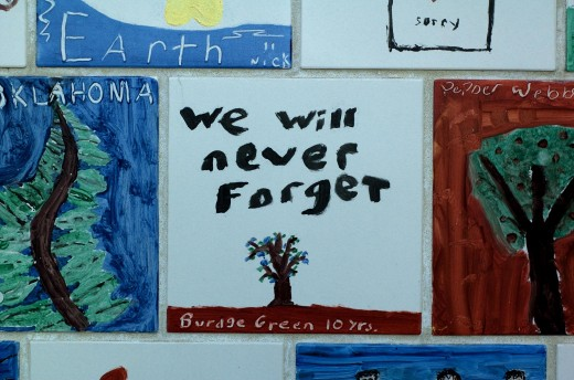 Images of Hope and Remembrance from the Oklahoma City National Memorial and Museum