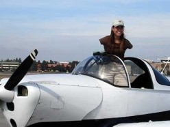 The Incredible Jessica Cox: The First Female Armless Plane Pilot