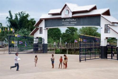 The Border at Ban Laem