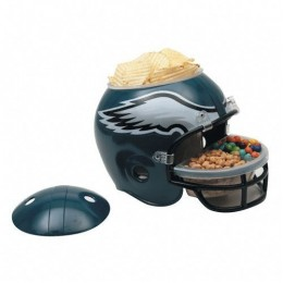 Philadelphia Eagles Snack Helmet