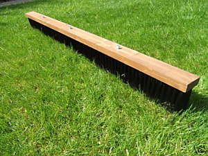 Drag Brushing lawn