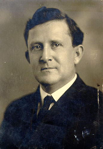 Senator Morris Sheppard