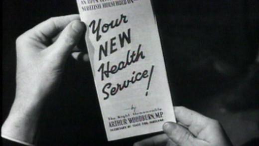 A guide for the New Health Service