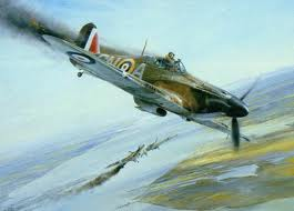 Hawker Hurricane of the Battle of Britain