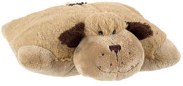 Pillow Pets - Snuggly Puppy as pillow