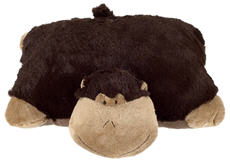 Pillow Pets - Silly Monkey as pillow