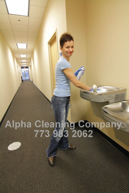 Office cleaning Arlington Heights, IL