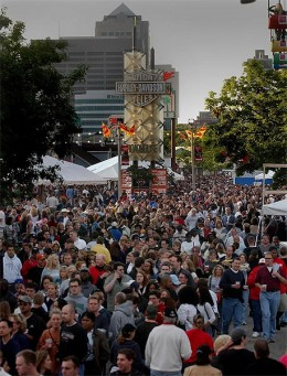 Milwaukee is Known for Festivals