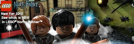 Featuring Lego Harry Potter