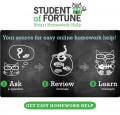 A Newcomer's Guide to Student of Fortune Online Tutoring