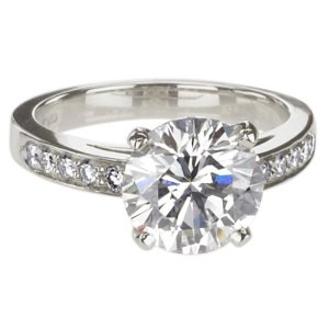 Luxury Gifts For Women: One Of A Kind Diamond Ring