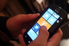 All now all phones are windows 7 mobile phones, the previous windows processor is high performance.
