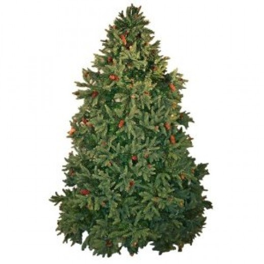 Colorado Blue Spruce Artificial Christmas Tree