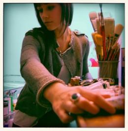 Painttubes (title & photograph by artist)