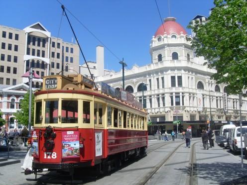 Christchurch, New Zealand.