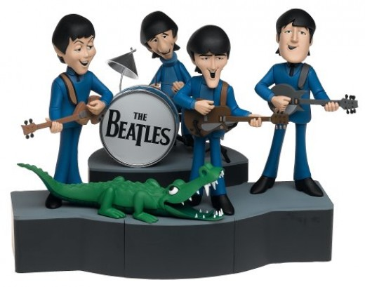 McFarlane Toys: The Beatles