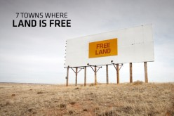 Free Land - Seven Towns Offer Free Land