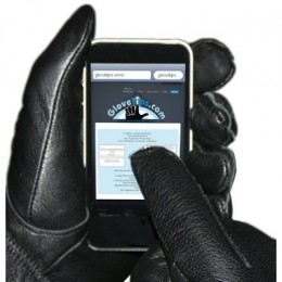 GloveTips Use Your Touchscreen Device without Removing your Gloves