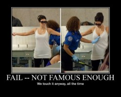 TSA Airport Security is an Illusion - Pat Downs too Intrusive and Ineffective