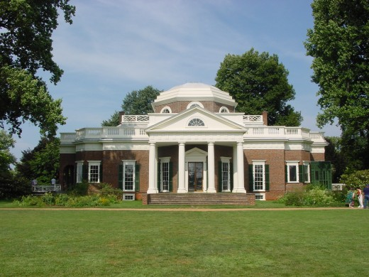 Thomas Jefferson's Monticello was a 40 year labor of love.