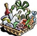 Gift baskets are always nice-  A travel gift basket is a fun idea!