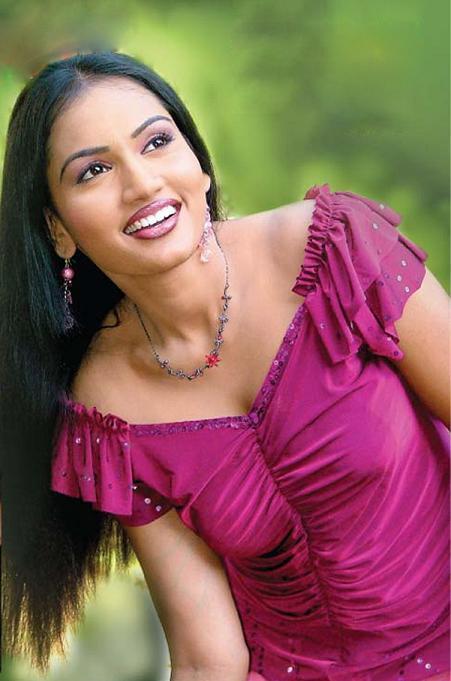 Chathurika Pieris smile