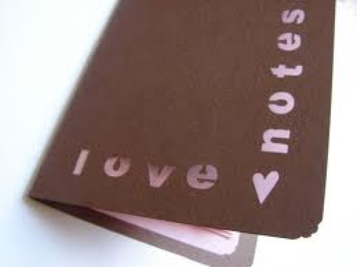 Leave a Love Note to your Sweet One
