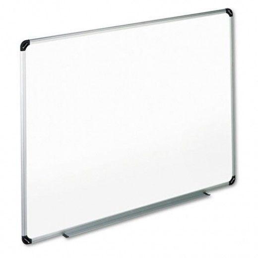 Dry erase marker boards to capture ideas and inspiration or to brainstorm new ideas.