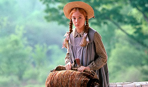 Anne of Green Gables - Actress Megan Follows