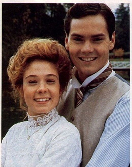 Anne of Green Gables with Gilbert Blythe