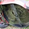 Lawn Mower Blade Repair
