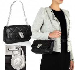 Kors Hamilton Quilted Flap Shoulder Bag – Shoulder Travel Bag : michael kors quilted hamilton - Adamdwight.com