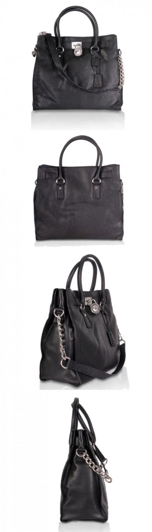 Michael Kors large Hamilton Luxury bag