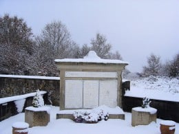 Videix War memorial