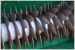Scarifier blades