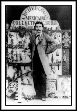 Eugene Boban, French dealer in pre-Columbian artifacts. Probable source of many famous skulls