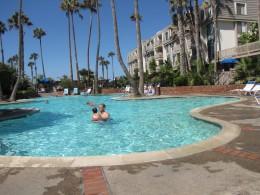 North Coast Village has a fantastic pool with salt water, no chlorine
