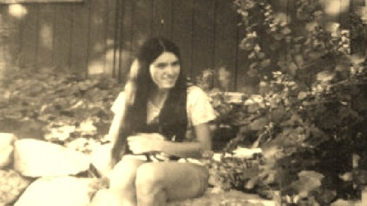 Here is a picture of me from back in 1998, and I especially love how the sepia effects gives this picture an old fashion look.