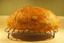 Slow Rise No Knead Bread - Delicious Artisan Style Homemade Bread Recipe