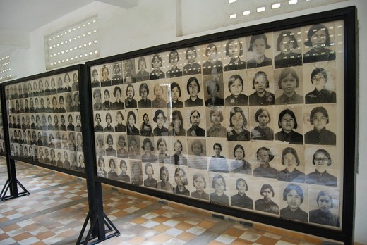 Cambodia Killing Fields and Tuol Sleng Museum