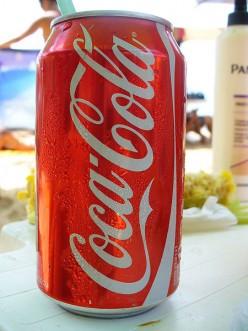 Coca Cola is spreading Happiness - Thanks Coke!