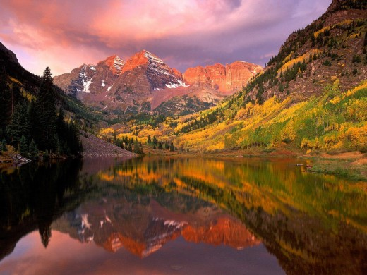 Bells Mountain, Colorado
