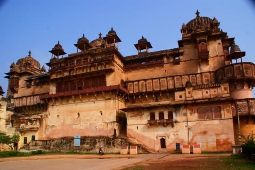 Jehangir Mahal 1