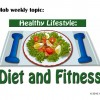 Basics of Healthy Diet and Excercise | Workout and Excercise Journal